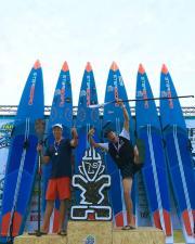 Újabb szenzációs kettős MAGYAR SIKER a SURF SUP VB utolsó verseny napján.