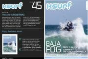 Online Kitesurf mag 45 / kitesurf kitesurf.hu