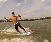 SURF-KITE Velence wakeboard pálya